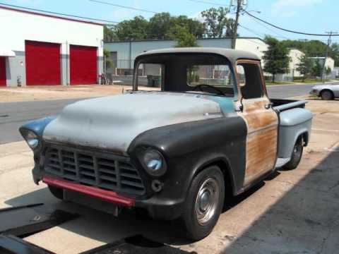 1955 Chevy Pickup Resto-Rod Music Videos