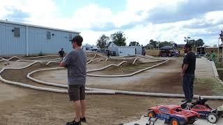 1/8 E Buggy Group 2 Heat 2 Ohio RC Factory 10-7-2017