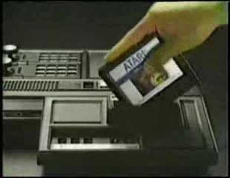 here's a commercial featuring the Angry Video Game Nerd's most hated atari console: the Atari 5200. although this system was the first console to include mor...