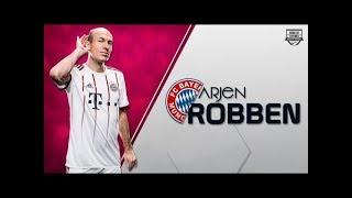 ARJEN ROBBEN   Bayern Mnchen   Dribbling Skills  G