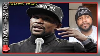FLOYD MAYWEATHER IM DISGUSTED WITH THE WILDER/FURY DECISION