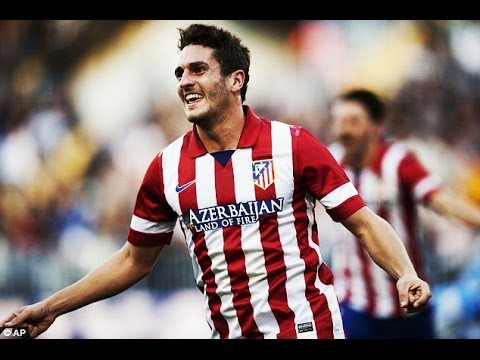 Koke - Atlético's Maestro | Skills, Goals & Assists 2013/14 ||HD||