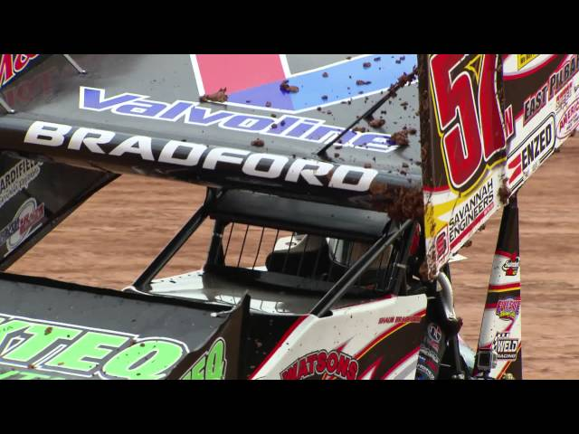 World Series Sprintcars: Sydney Speedway Highlights