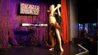 Belly Dance Samba Drum Solo