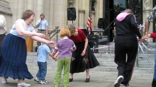 Old English Dancing