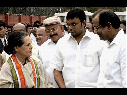 Karti Chidambaram takes on Congress high command