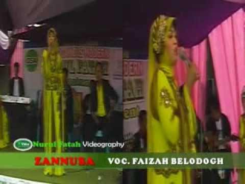 NURUL FATAH CILEGON - ( FAIZAH - ZANNUBA ).
