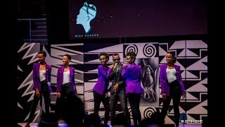Yvan Buravan performance at Miss Rwanda 2018 Grand Finale