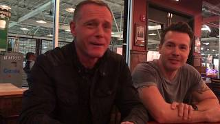 CHICAGO P.D.: Jason Beghe and Jon Seda on Voight's Trouble and the Addition of Anne Heche
