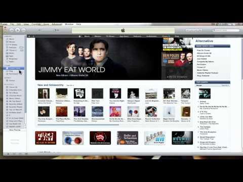 Mac Tips - iTunes PING Tutorial & Review HD
