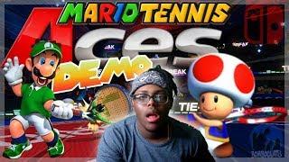 GOTTA BE CHAIN-CHOMP CHAMP [ Mario Tennis Aces ]