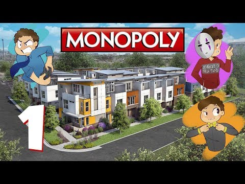 """Monopoly: Learning """"The Trade"""" PART 1 Game Squad"""