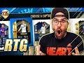 HIGHEST RATED LA LIGA FUT DRAFT! OMG WE GOT A BEAST!! FIFA 18 Ultimate Team Road #135 RTG