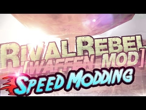 ★ SPEED MODDING ★ Minecraft 1.6.4 Rival Rebels Mod Installation in 72 Sekunden!