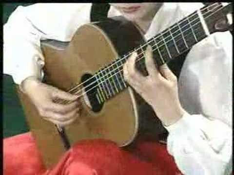Барриос Мангоре Агустин - Estudio No.2