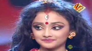 Dance Bangla Dance Junior Oct. 12 '10 Sayantani