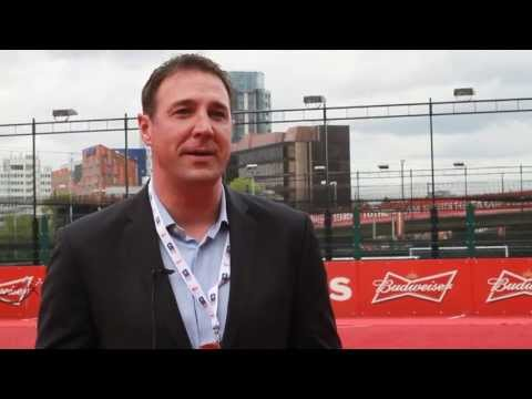 Budweiser Meets... Malky Mackay