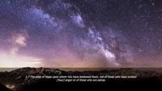 Moutasem Al-Hameedi – Surah Al Fatiha, Beautiful Recitation