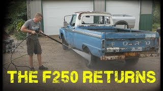 Abandoned F250 Revival! First Start in 26 Years -- Part 5