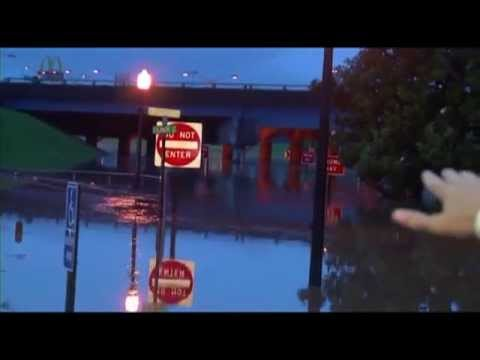 Roanoke Flooding News Package
