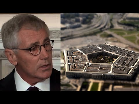 Pentagon Boss Chuck Hagel Fired - Why And What Now? video