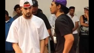 AHAT Rap Battle | Cali Smoov vs AK | California vs Utah