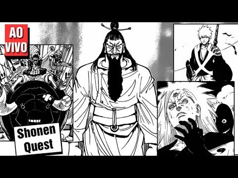 Shonen Quest - One Piece 749, Naruto 678, Hunter x Hunter 341, Bleach 582