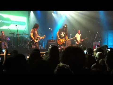 Tijuana Jail featuring Slash, Gilby Clark, Wayne Kramer