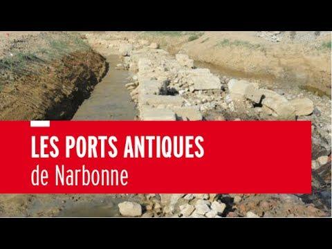 En direct de la Foire Expo 2013 : les ports antiques de Narbonne