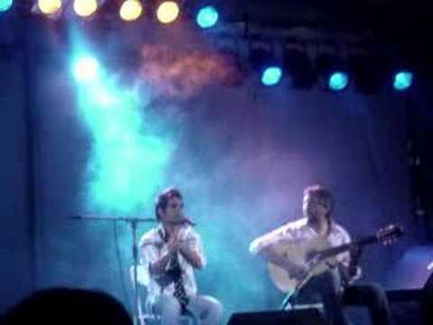 Pitingo y Juan habichuela