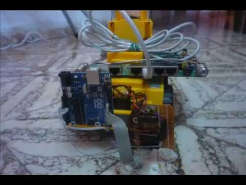Autonomous Search Robot(Using UHF RFID Technology )