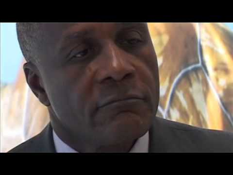 David Rice, President & CEO, Barbados Toursit Board @ ITB Berlin 2011