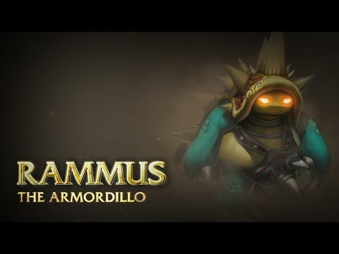 Rammus Champion Spotlight Music Videos