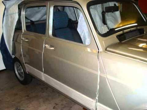 Restauration Renault 4 GTL 1987 - Episode n°7