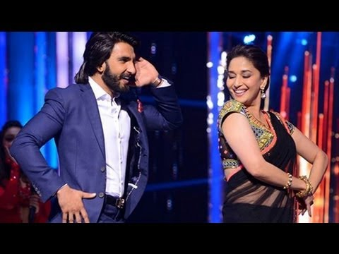 Madhuri Dixit & Ranveer Singh's Item Song In Ramleela ! video