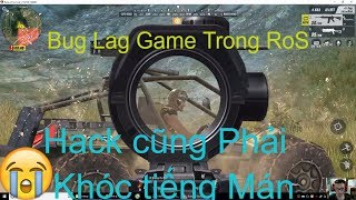 Hướng Dẫn Bug Lag game trong Rules of Survival by Tyjay Gaming