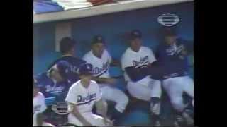 Alta del 9no. Inning del Juego 3 De La Serie Mundial de 1981 - Dodgers vs. Yankees (23/X/81)