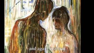 Pgisha, Hatzi Pgisha - Rachel / Hanan Yovel - with lyrics and Munch paintings