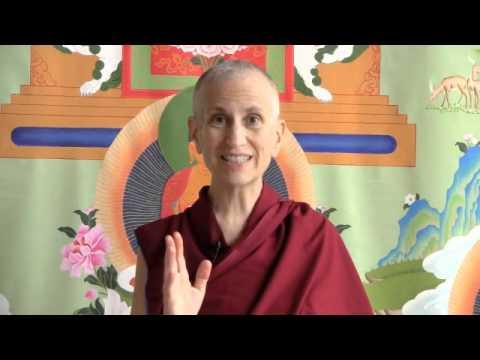 34 Making the Determination to Benefit Others - White Tara Retreat - 02-11-11 BBCorner