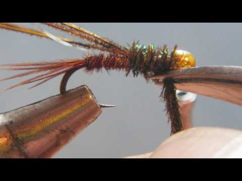 Fly Tying Pheasant Tail