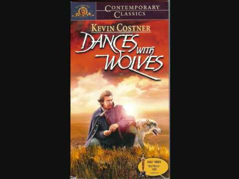 John Dunbar - Dances With Wolves Theme Video