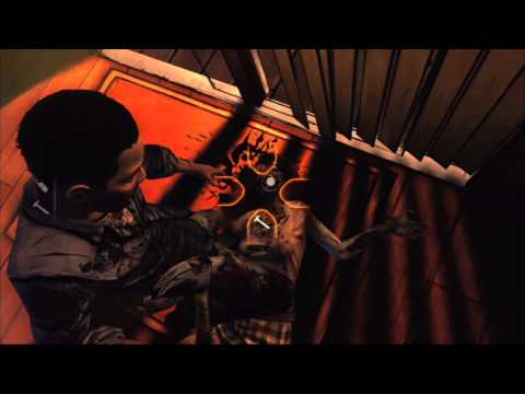 The Walking Dead: Ep. 1 A New Day - Pt2 Clementine [HD]