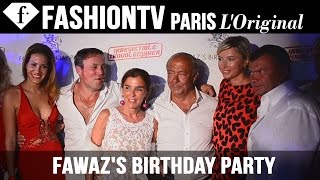 Fawaz's Birthday Party at Billionaire Porto Cervo ft Dita Von Teese | FashionTV
