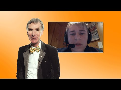 'Hey Bill Nye, If There Is a God, Should We Obey It?' #TuesdaysWithBill