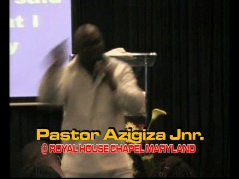 Pastor Azigiza Jnr. Preaching in maryland Music Videos