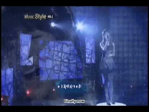 [EngSub] SNSD Sunny - Finally Now