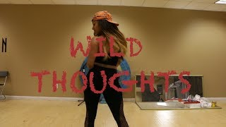 Wild Thoughts DJ Khaled ft Rihanna Bryson Tiller Choreography Dance Cover video Niaps Spain