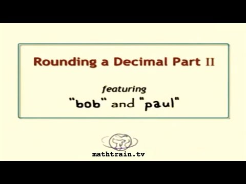 Rounding a Decimal