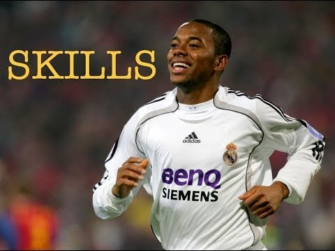 Robinho Wonderful Skills - 2002 to 2013 - HD