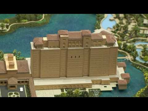 Four Seasons Resort at Walt Disney World Resort Golden Oak - Latest Construction Update - Opens 2014